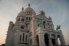 Basiliek van het Heilige Hart Royalty-vrije Stock Fotografie