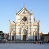 Basiliek van Kerstman Croce Royalty-vrije Stock Fotografie