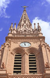 Basiliek van Lujan royalty-vrije stock foto