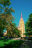Basiliek van Notre Dame royalty-vrije stock fotografie