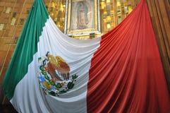 Basiliek van Onze Dame van Guadalupe, Mexico-City Royalty-vrije Stock Fotografie