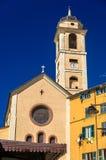 Basiliek van Santissima Annunziata del Vastato in Genua Stock Fotografie