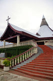 Basiliek van St Anthony van Padua, Tonga royalty-vrije stock foto