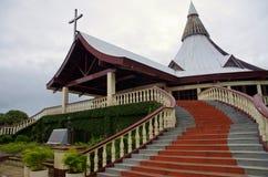Basiliek van St Anthony van Padua, Tonga stock fotografie