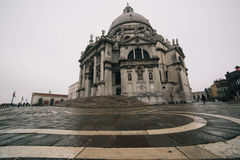 Basiliek van St Mary van Gezondheid Royalty-vrije Stock Fotografie