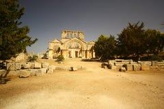 Basiliek van Stylites van Heilige Simeon royalty-vrije stock afbeelding