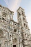 Basiliekdi Santa Maria del Fiore. Florence, Italië Royalty-vrije Stock Foto's