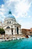 Basiliekdi Santa Maria della Salute royalty-vrije stock fotografie