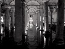Basiliekreservoir Stock Fotografie