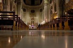 Basilika Stockbild