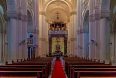 Basilika av altaret för Ta Pinu Royaltyfria Foton