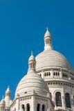 Basilika av den Sacré Cœur droppen Fotografering för Bildbyråer