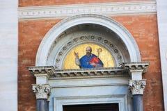 Basilika av helgonet Mary Major Royaltyfri Bild