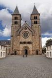 Basilika av helgonet Willibrord Arkivbild