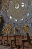 Basilika av Loiola i Azpeitia (Spanien) royaltyfri fotografi