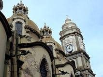 Basilika av Merida, Venezuela Arkivbild
