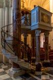 Basilika av predikstolen för Ta Pinu Royaltyfri Bild