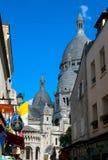 Basilika av Sacréen Cœur Arkivbild