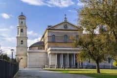 Basilika av Saint Paul, Rome Royaltyfri Fotografi