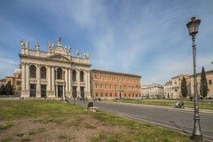 Basilika av San Giovanni Royaltyfri Bild