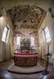 Basilika av San Lorenzo, Milan Royaltyfri Bild