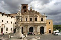 Basilika av St Bartholomew Royaltyfria Foton