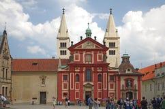 Basilika av St George Fotografering för Bildbyråer