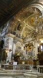Basilika av St Mary av altaret av himmel Royaltyfria Foton