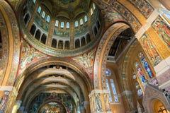 Basilika av St Therese av Lisieux Arkivfoto