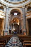 Basilika av Superga Royaltyfria Bilder