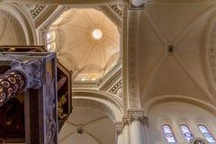 Basilika av taket för Ta Pinu Royaltyfria Bilder