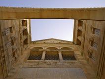 Basilika-Berg Tabor - Israel Stockfoto