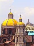 Basilika de Guadalupe IX Royaltyfri Foto