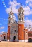 Basilika de ocotlan I Fotografering för Bildbyråer