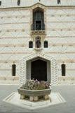 Basilika der Anzeige in Nazareth Stockfotografie