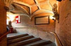 Basilika des heiligen Bluts Stockfotografie