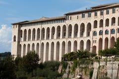 Basilika des Heiligen Franziskus, Assisi, Lizenzfreie Stockbilder