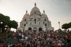 Basilika des heiligen Herzens Lizenzfreie Stockfotos