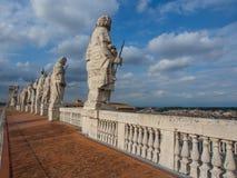 Basilika des Heiligen Peter Lizenzfreie Stockfotos