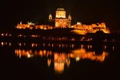 Basilika i Ungern arkivfoton
