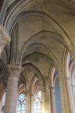 Basilika Notre Dame, Paris Stockbilder