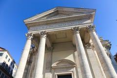 Basilika Rom Lizenzfreies Stockbild