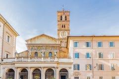 Basilika in Rom Lizenzfreies Stockfoto