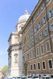 Basilika Rom - Italien Stockbild