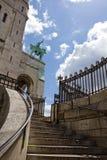 Basilika Sacre Coeur Stockfoto