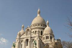 Basilika Sacre Coeur Stockbilder
