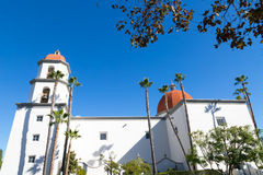 Basilika San Juan Capistrano Royaltyfri Bild