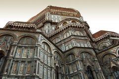 Basilika Santa Maria Del Fiore (Duomo) Lizenzfreie Stockbilder