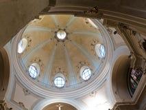 Basilika Santo Stefano, Milan, Italien Royaltyfria Bilder