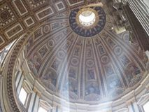 Basilika Str Lizenzfreies Stockbild
